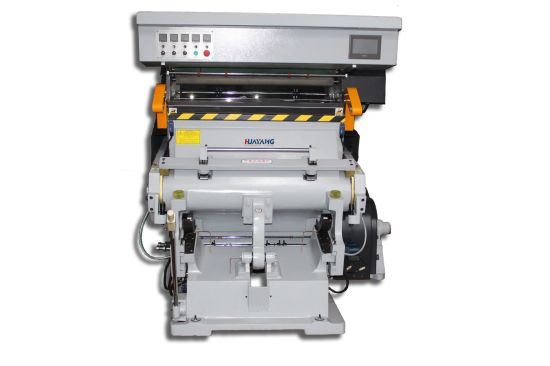 Tymc-930 Paper Hot Foil Stamp Printer Machine