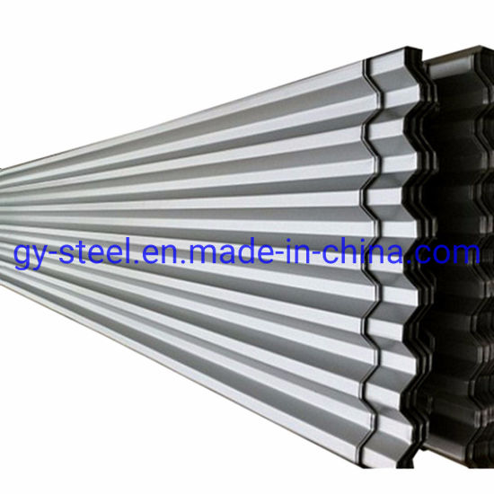 Galvanized Roofing Sheets with Good Quality