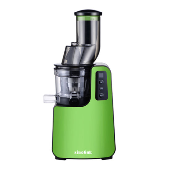 Ce/GS/CB Approved High Quality Digital Display Slow Juicer