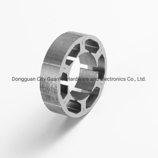 Motor Stator Core Lamination for Adjustable Geared Motor