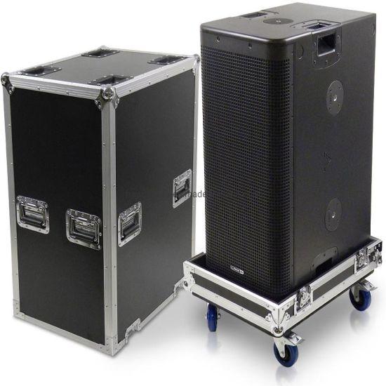 DJ Rack Flightcase for Transport Equipment