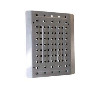 Metal Processing Machinery Parts Muffler Upper Trim Panel