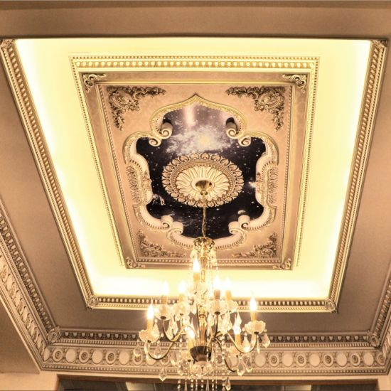 Banruo Rectangular Ceiling Medallion