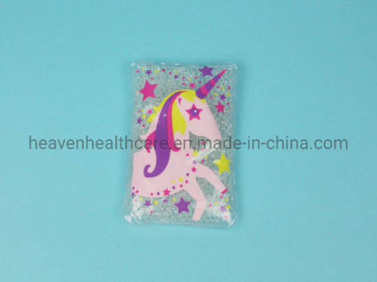Reusable PVC Hot Cold Gel Pack Beads Therapy Pack Gift