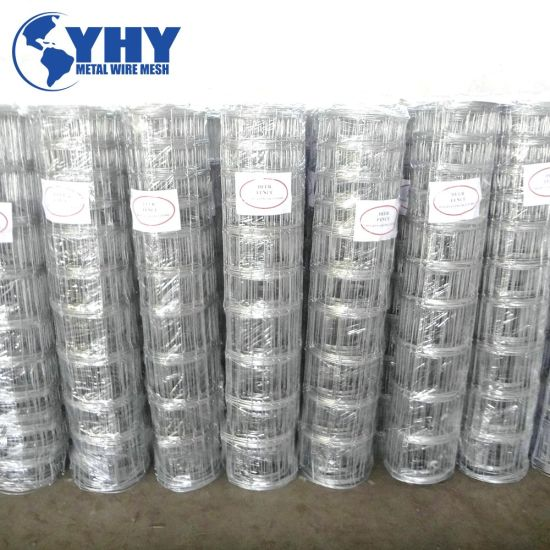 ISO9001 Certificated 1.2m High Galvanized Tight Lock Metal Fence