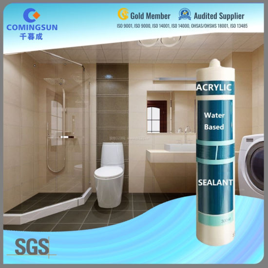 China Water Based Acrylic Adhesive For