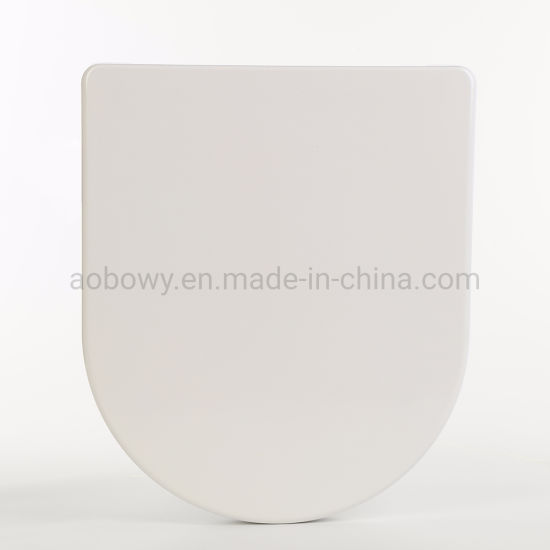 Au145/Slow-Close Quick Realse Toilet Seat/Plastic Toilet Seat/UF Toilet Seat