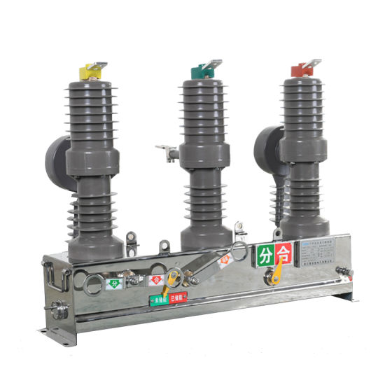 ZW32 Outdoor Manual Type Isolation High Voltage Vacuum Circuit Breaker