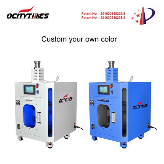 Ocitytimes F4 Vape Pod Thin Cbd Oil Cartridge Filling Machine for Glass Vaporizer Cartridge