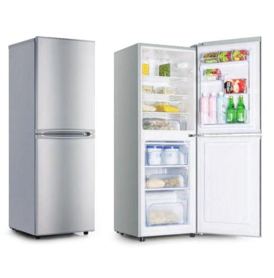 123~255L Defrost Double Door Bottom Freezer Fridge