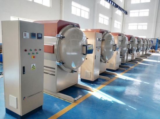 中国皓月A2-17 1700度马弗炉与真空泵气氛炉-中国控制气氛炉,氢气氛烧结