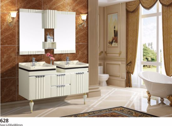 PVC Cabinet, Vanity, Furniture with Good Quality,