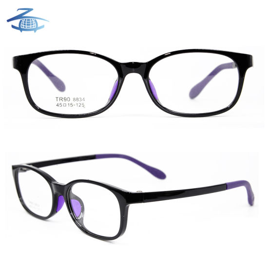 a4f3be81383 Wholesale Oval Full-Rim Multicolored Kids Tr90 Optical Frame Manufacture in  China. Get Latest Price