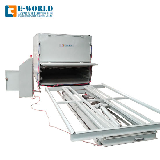 Five Bed Laminated Glass Machine with Five Beds