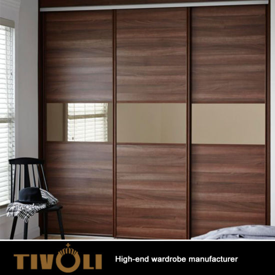 Living Room Wardrobe Bedroom Clothes Cabinet Wall Design Tv 0364