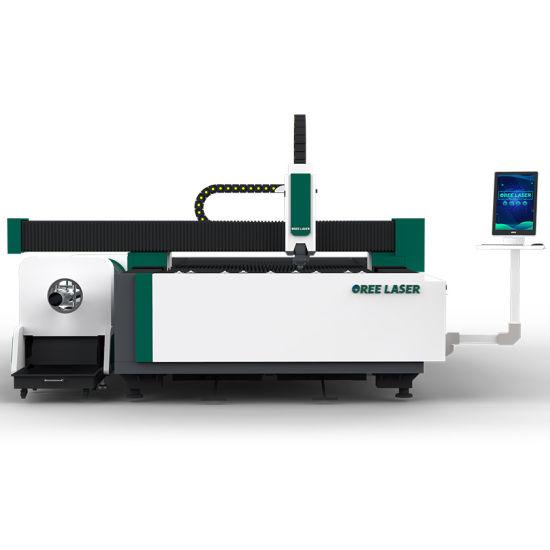 Exchange Platform Metal Laser Cutting Machine 2000W laser cutter