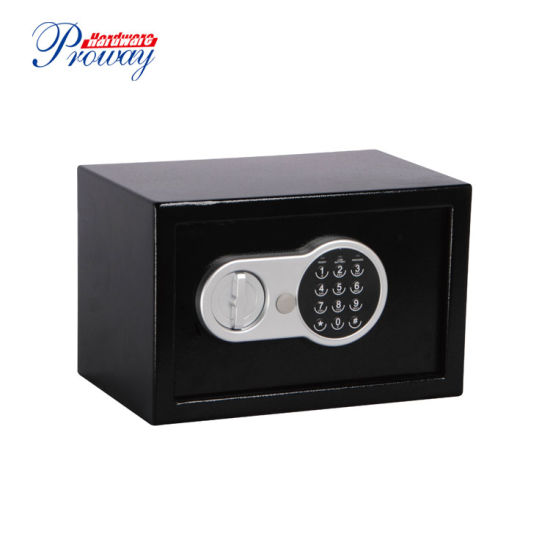 Factory Hot Sale Steel Jewelry Security Equipment Portable Digital Safe Box with Ce Electronic Keypad Lock Wall Mounted for Home/Office