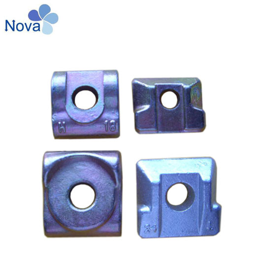 China Nova Lift Elevator Rail Clip for Guide Rail - China Rail Clip
