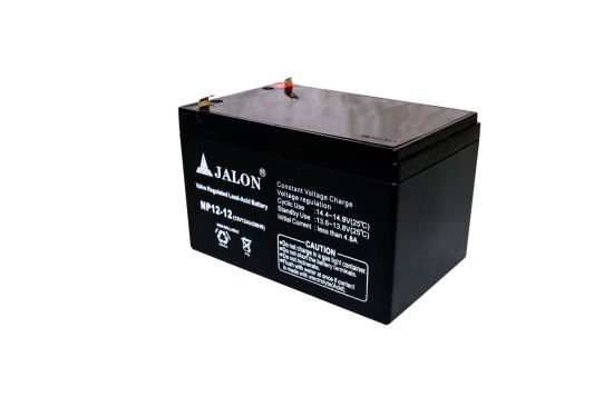 12V12ah High Quality Rechargeable Lead Acid UPS Solar Battery with SGS Approved