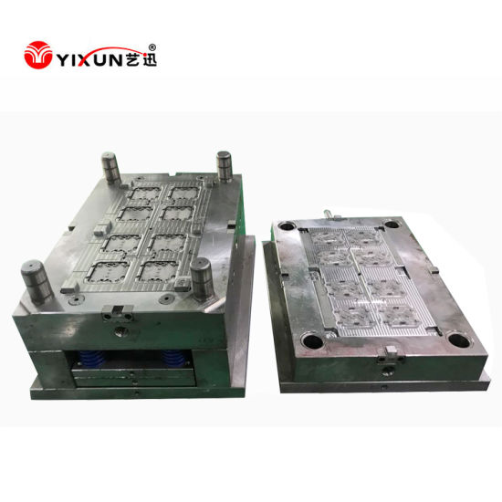 Professional Plastic Injection Mould for Plastic Socket Base Plate