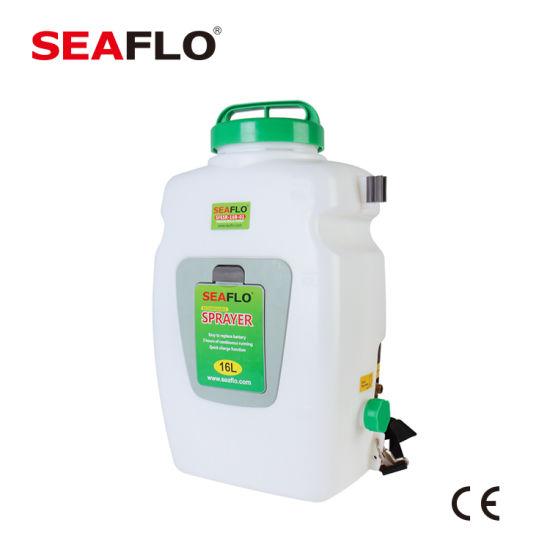 16L Agriculture Electric Knapsack Pump Sprayer