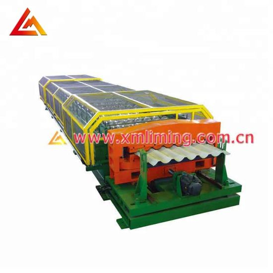 Tiles Machine Roll Forming Making Machine
