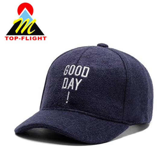 2267d2431ac68 Custom Promotional Caps Flat Embroidery Fashion Visor Sport Baseball Cap