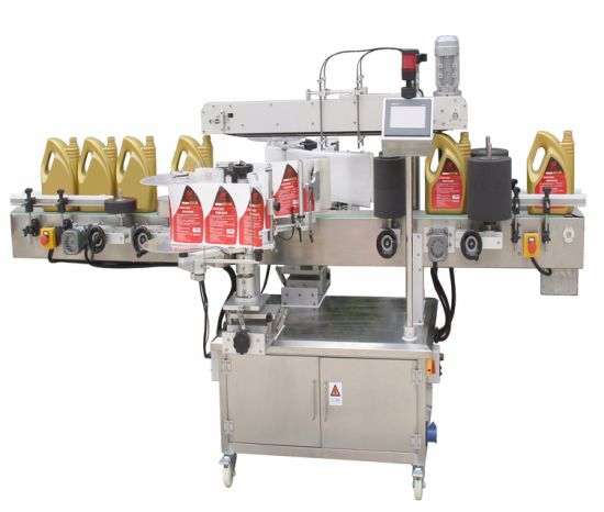 Automatic Square Bottle Labeling Machine, Self Bottle Adhesive Bottle Labeling Packing Machine
