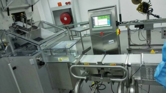 Weight Sorting Check Weigher Machine pictures & photos
