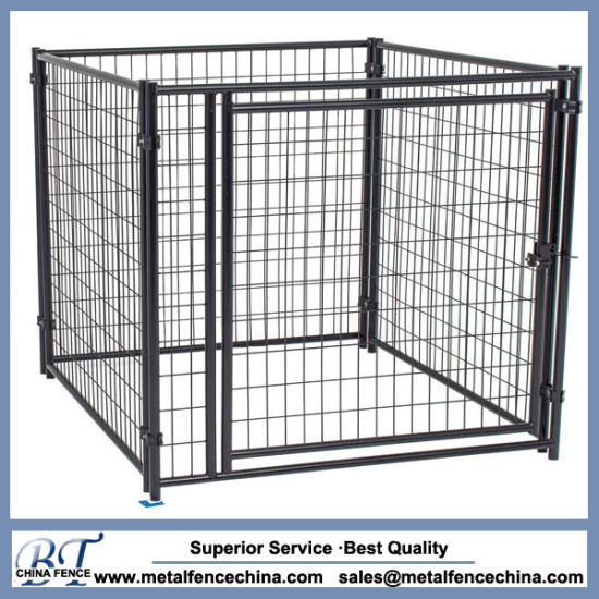 China Heavy Duty Galvanized Welded Wire Dog Kennel Panels - China ...