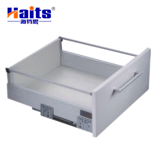 Metal Drawer Slide Kitchen Cabinet Drawer Channel Telescopic Kitchen Slide pictures & photos