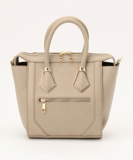 98ddf7130a4d8 Fashion Ladies Tote Shopper Bag Designer PU Leather Handbags. Get Latest  Price