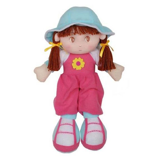 Safe and Nontoxic Promotional Plush Toy Baby Doll
