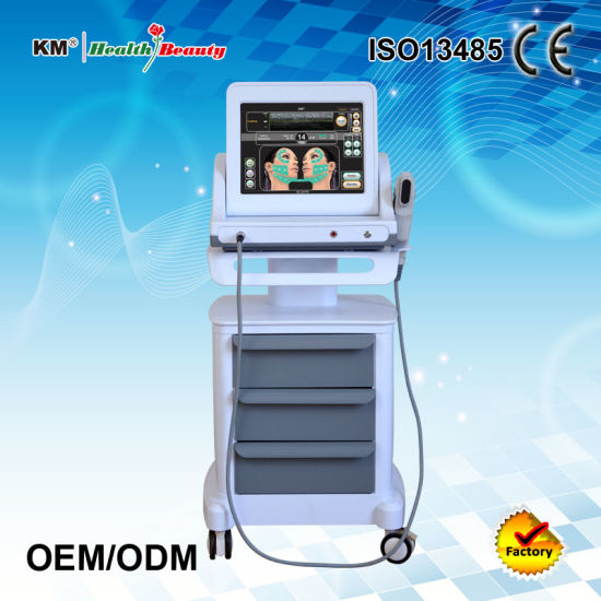 Face Lifting Machine Home Hifu Treatment/Hifu Face Lifting Device pictures & photos