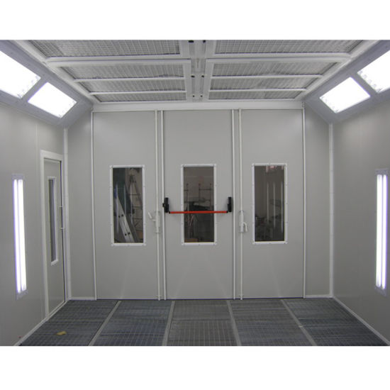 Environment Friendly Car Spray Booth Painting Room pictures & photos