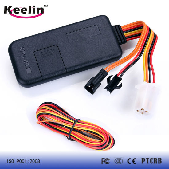 China Best Selling Vehicle GPS Tracker for Car, Trucks, Motorcycle