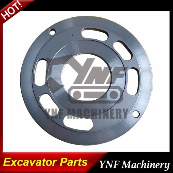 M2X120 (Valve Plate) E320b Excavator Main Pump Swing Motor Parts