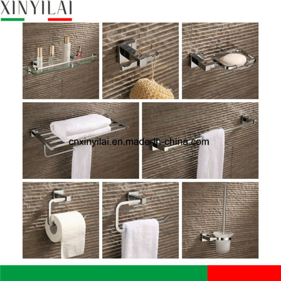 Modern Square German Style Bathroom Set - China Bathroom Accessories ...