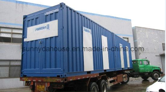 Modified Sea Container Toilet/Container Toilet / Portable Toilet / Mobile  Toilet