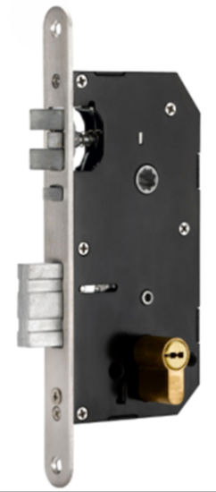 European Mortise Hotel Door Lock (V-RF6017H) pictures & photos