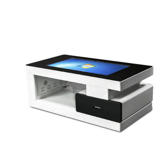 Syton Creative Modern Design Catacitive Smart Coffee Tea Touch Screen Table China Smart Design Coffee Table And Smart Coffee Table Touch Screen Price Made In China Com