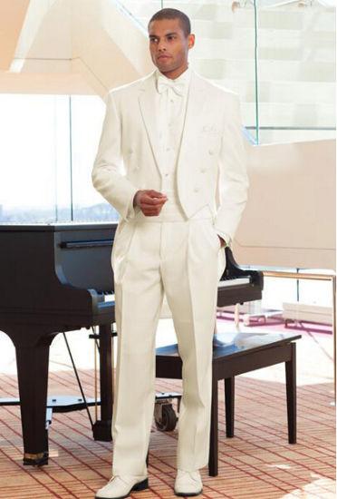 New Groom Tuxedos Suits Groomsman Men Wedding Suit Bridegroom Suit S201567