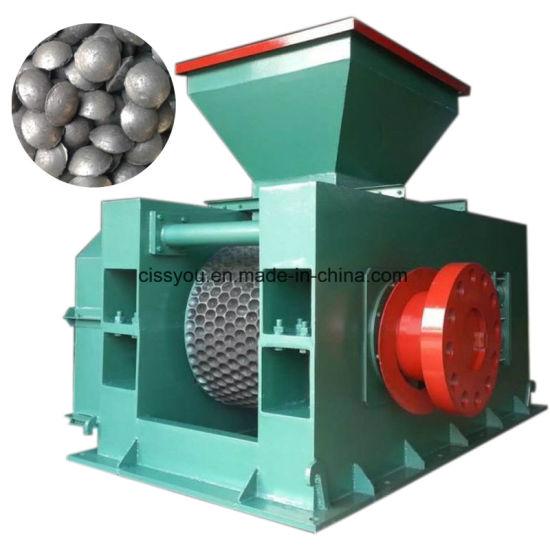 Coal Charcoal Briquette Extruder Powder Press Machine (WSMB)