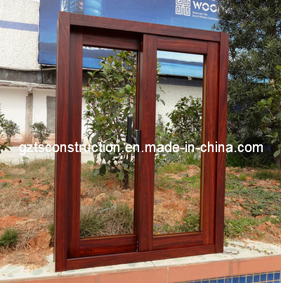 Aluminum Sliding Window with Double Glazing pictures & photos