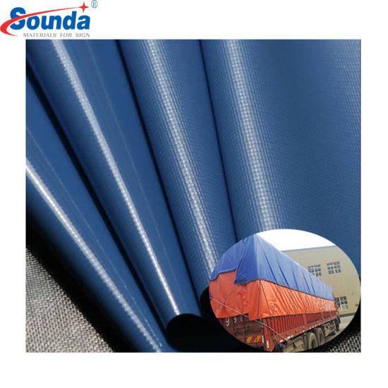 Sounda Hot Sale PVC Coated Tarpaulin for Tent Cover 1000*1000d