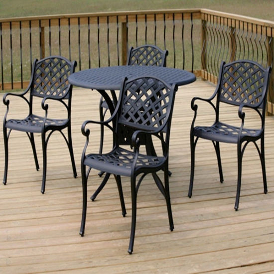 Design Metal Modern Patio Furniture pictures & photos