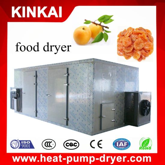 Heat Pump Dryer for Orange Peel/Cherry/Strawberry/Fruit Drying pictures & photos