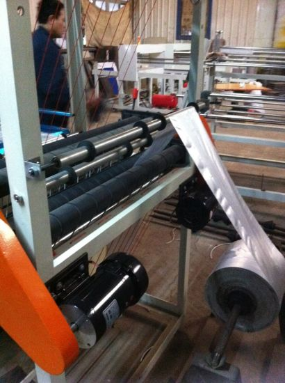 Double Layer Bottom Sealing Bag Making Machine pictures & photos