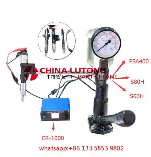 Cr-C Common Rail Tester S60h Nozzle Tester