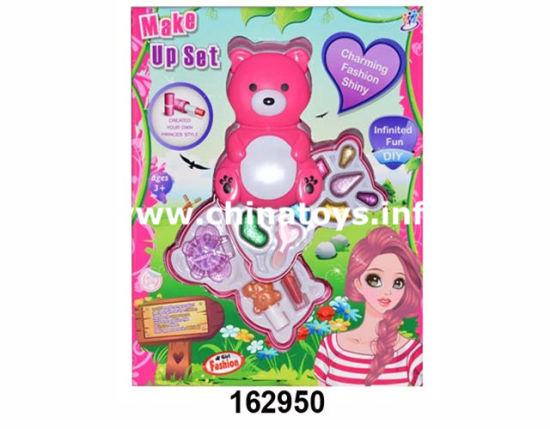 Newst Design for Gril Plastic Children Beauty Set Toys (162949) pictures & photos